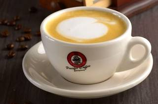 Pacific Coffee student card promotion
