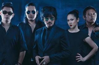 Faizal Tahir Live in Hard Rock Cafe