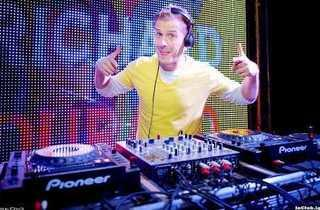 DJ Richard Durand at QEII