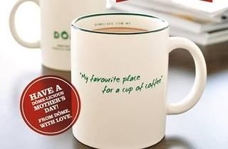 Dome's Free Mug for Mom