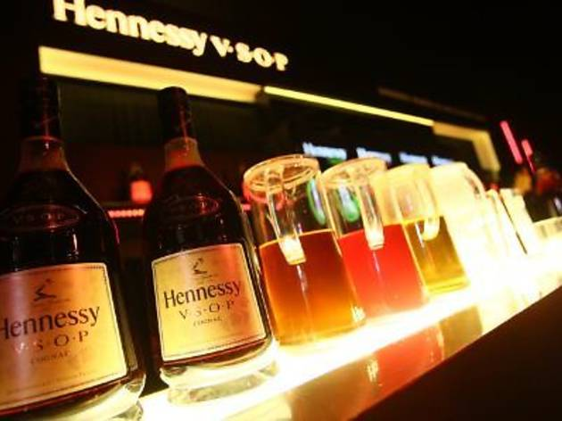 Hennessy V.S.O.P bottle promotions