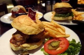 New eats at Hard Rock Cafe