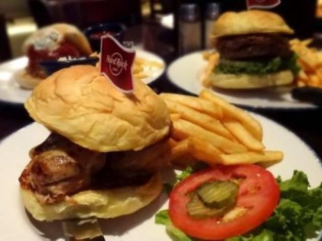 New eats at Hard Rock Cafe