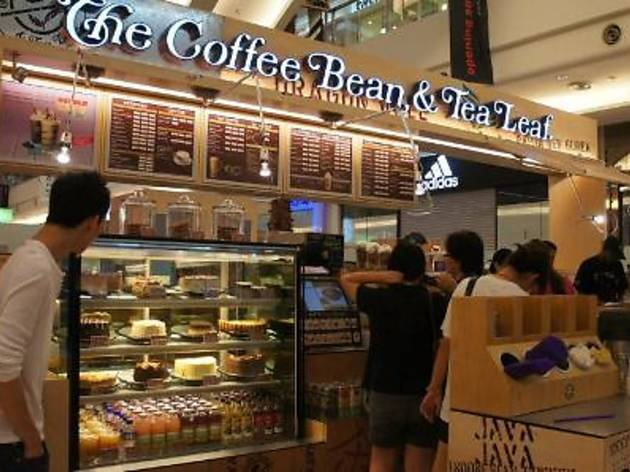 The Coffee Bean & Tea Leaf 50th Anniversary open house