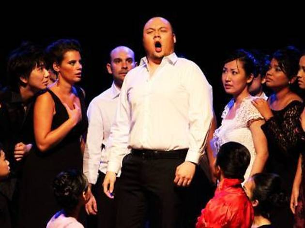 George Town Festival 2013 presents Pro Musica Gala Concert