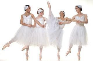Men in Tutus by Les Ballets Eloelle