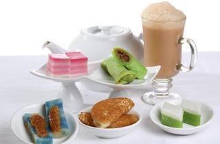 G Lounge Malaysian Afternoon Tea