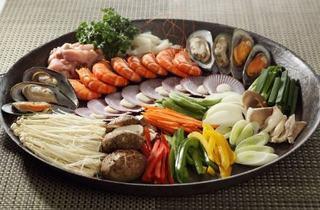 G Cafe Mongolian BBQ buffet