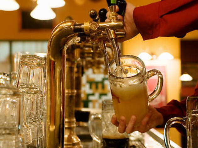 Nueve's beer promotion