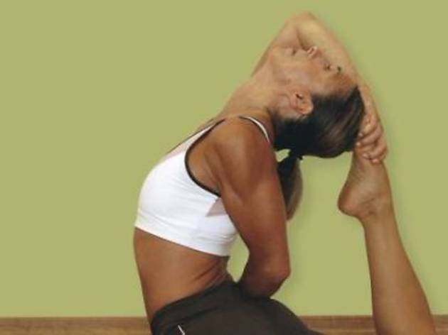 Ashtanga Vinyasa Yoga workshop with Nives Sutakovic