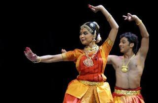 Indian folk dance at penangpac
