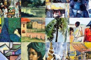 Eight Pioneers of Malaysian Art