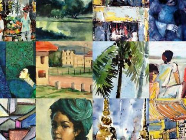 Eight Pioneers of Malaysian Art