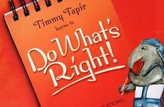 Timmy Tapir's Tea Party