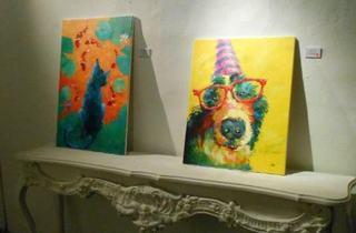 'Playtime' solo exhibition by Tilen Ti