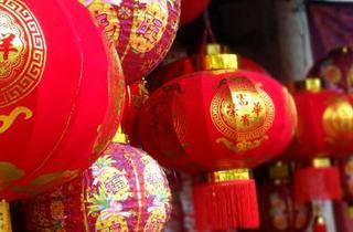 Chinese New Year countdown