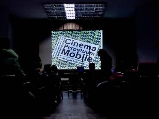 Cinema Perpetuum Mobile Film Festival 2013