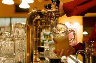 Berlin's Bier Houz Beer promotion