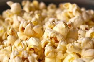 Hard Rock Cafe's Free Popcorn Day