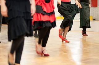 Dance workshop at penangpac