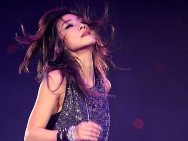 Sandy Lam Concert MMX III Live in Penang
