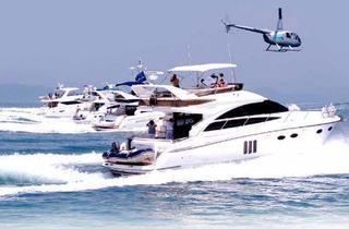 Nautical Lifestyle 2012: Charity Convoy Cruise
