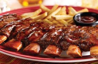 TGI Friday's Best Ribs promotion