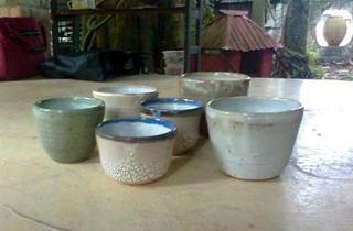 Garden Ku Pottery Class
