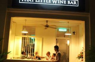 New Year's Eve at That Little Wine Bar