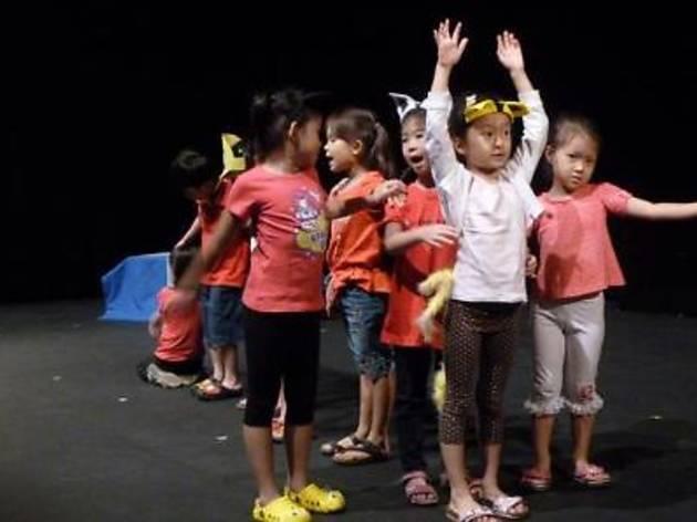 Holiday Art Camp at penangpac