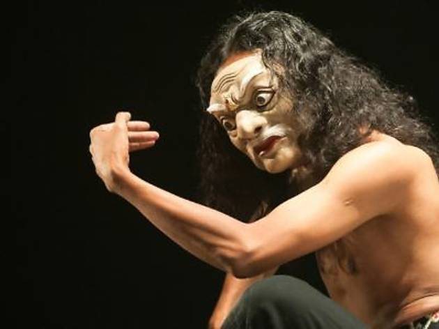 Nyoba Kan International Butoh Fest: Mask Dance Workshop