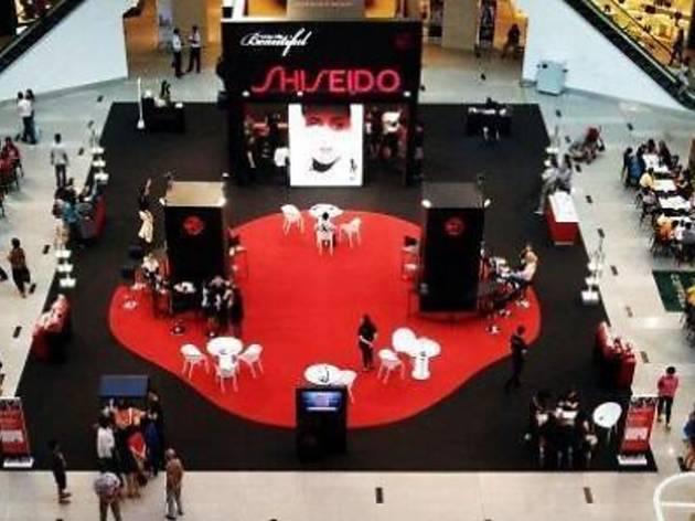 Shiseido Make Me Beautiful Contest