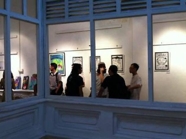 Art Exhibitions at ChinaHouse