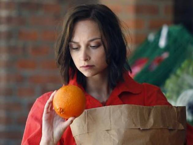 European Union Film Festival 2012: The Orange Girl