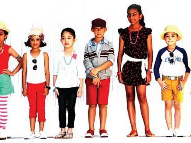Queensbay Mall Mini Model Search 2012