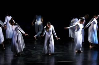 A Contemporary Dance Technique Workshop