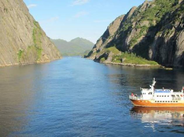 Norway and Norwegian Consumer Goods Exhibition