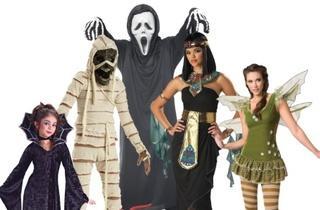 Terror-fic Halloween Costume Competition