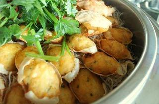 Thai Buffet Dinner at Revolving Restaurant
