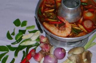 Sri Sawadee Lunch Set