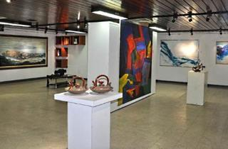 Penang State Art Gallery Permanent Collection Exhibition