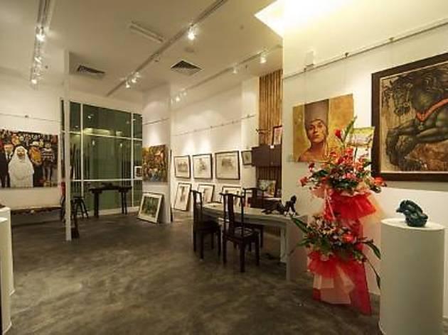 Yeap Tho Seng's Solo Art Exhibition