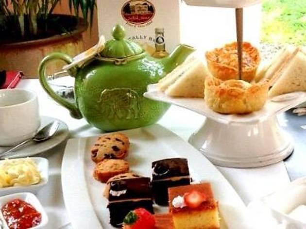 Tea For Two at Suffolk House