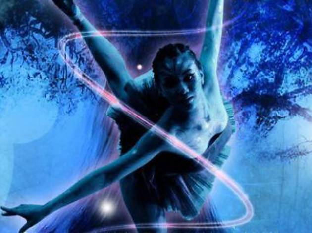 BLUE Charity Dance Concert 2012