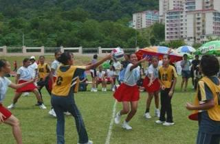 Penang International Netball 2012