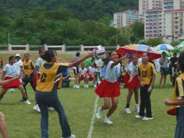 Penang International Netball 2012