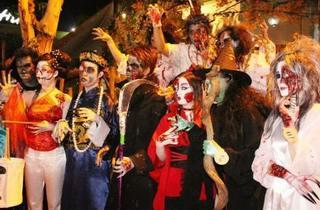 Auto-City Halloween Day
