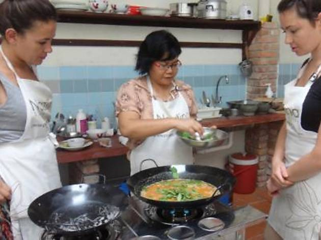 Nazlina Spice Station cooking class