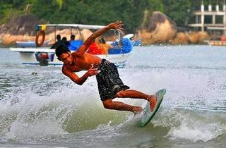 Penang 6th International Skimboarding Competition