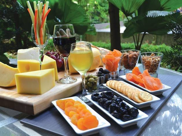 Cheese & Wine Promotion at G Hotel